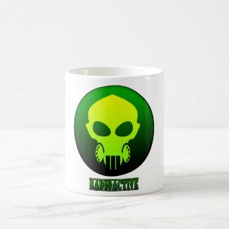 Radioactive Mask Coffee Mug
