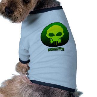 Radioactive Mask Dog T Shirt