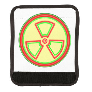 Radioactive Material Symbol Handle Wrap
