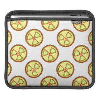Radioactive Material Symbol iPad Sleeve