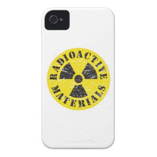 Radioactive Materials iPhone 4 Case-Mate Case
