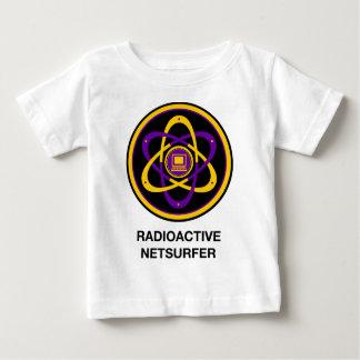 Radioactive Netsurfer Baby T-Shirt