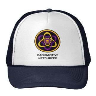 Radioactive Netsurfer Hats