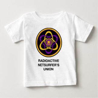 Radioactive Netsurfer's Union Baby T-Shirt