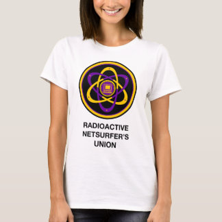 Radioactive Netsurfer's Union T-Shirt