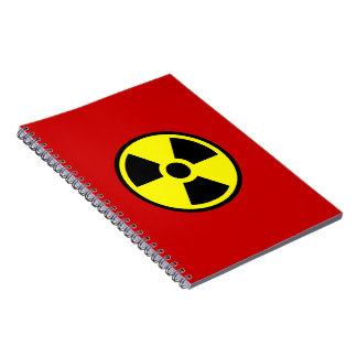Radioactive Notebook