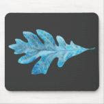 RADIOACTIVE Oak Leaf Pad Mouse Mat