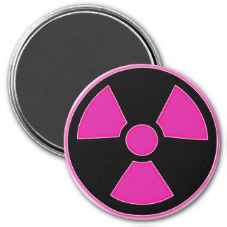 Radioactive Pink Magnet