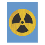 Radioactive Post Cards