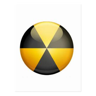 radioactive postcard