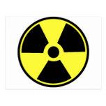 Radioactive Postcards