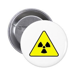 Radioactive Products & Designs! 2 Inch Round Button