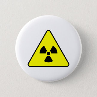 Radioactive Products & Designs! Pinback Button