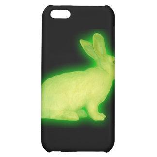 radioactive rabbit iPhone 5C case