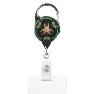Radioactive Reanimant Badge Holder