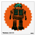 Radioactive Robot Rebellion Room Graphic