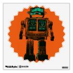 Radioactive Robot Rebellion Wall Graphic