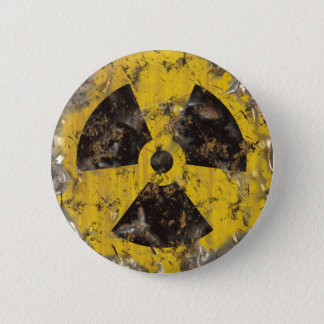 Radioactive Rusted Button