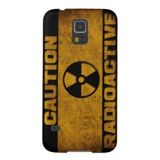 Radioactive S5 Case Galaxy S5 Case