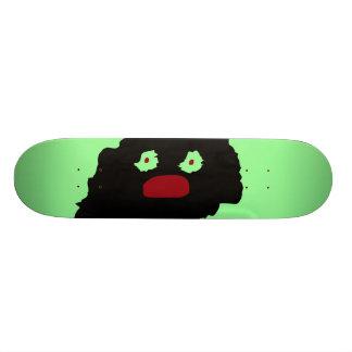 Radioactive Screaming Shocked Blob Monster Skateboard Decks