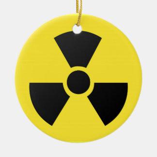 Radioactive Sign Ornament