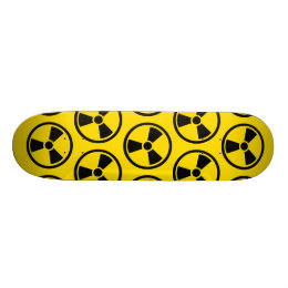 Radioactive Skateboard Deck