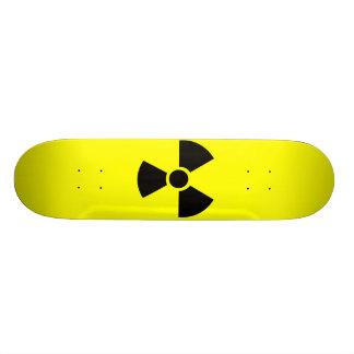 Radioactive Skateboard Pro