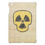 Radioactive Skull iPad Mini Cases