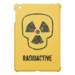 Radioactive Skull iPad Mini Cover