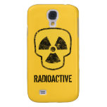 Radioactive Skull Samsung Galaxy S4 Case
