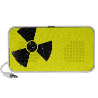 Radioactive Speaker System