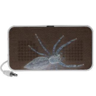 Radioactive Spider Speakers