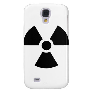 Radioactive Symbol Galaxy S4 Cover
