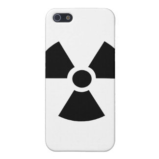 Radioactive Symbol Cases For iPhone 5