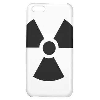 Radioactive Symbol iPhone 5C Case