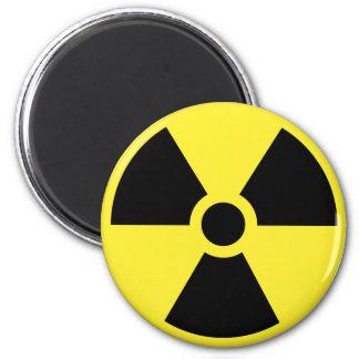Radioactive Symbol Magnet