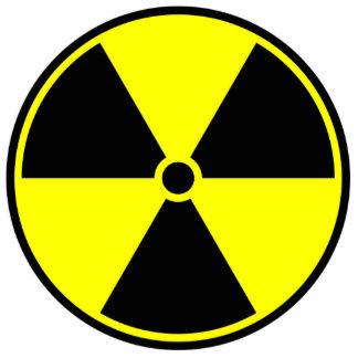 Radioactive Symbol Photo Cut Outs
