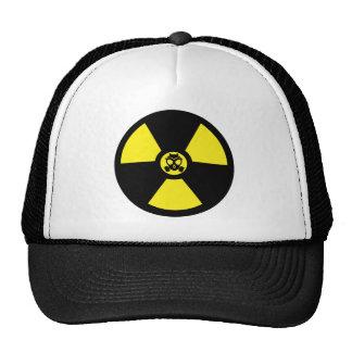 Radioactive Symbol Trucker Hat