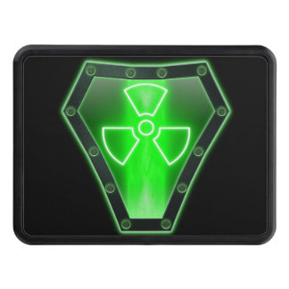 Radioactive Tow Hitch Cover