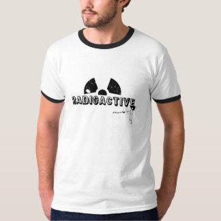Radioactive Unltd. - Radioactive white Playera