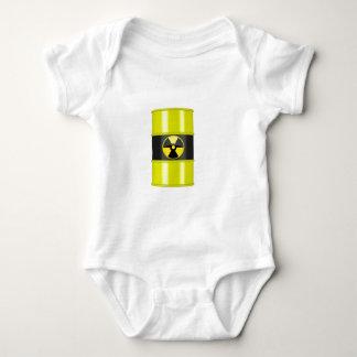 radioactive waste baby bodysuit