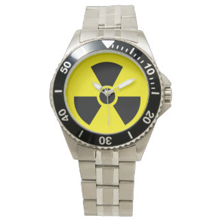 Radioactive Wrist Watch