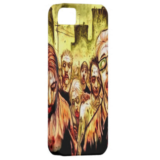 Radioactive Zombies Iphone 5 Mate ID Case iPhone 5 Cases