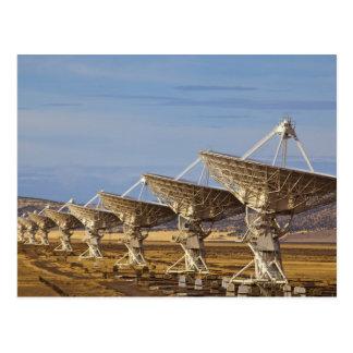 Radioastronomía nacional muy grande del arsenal tarjeta postal