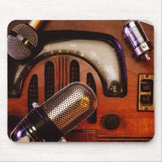 RadioDays Mouse Pad