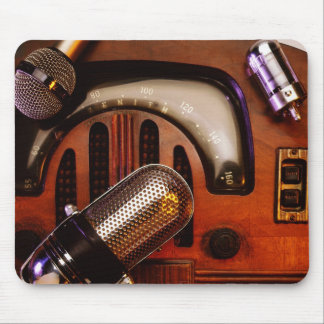 RadioDays Tapete De Ratón