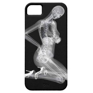 """Radiografía clasificada """"x"""" funda para iPhone SE/5/5s"""