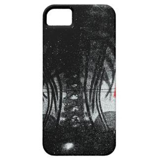 Radiografía de la mujer en una caja del corsé iPhone 5 carcasa