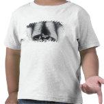 Radiografía de mariposas en el estómago camisetas