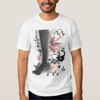 Radiografía del tacón alto camisas